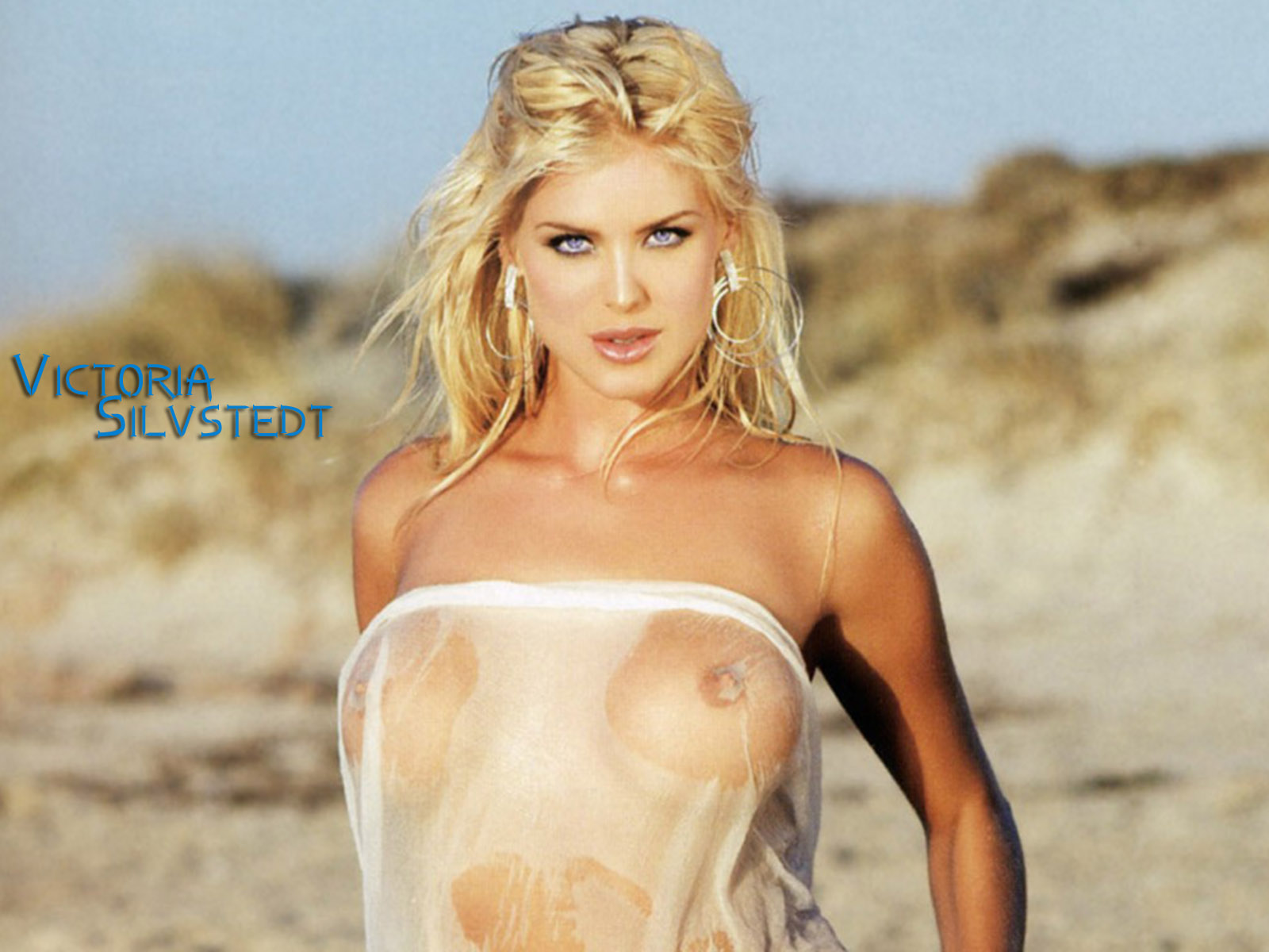 Victoria Silvstedt Nude Naked