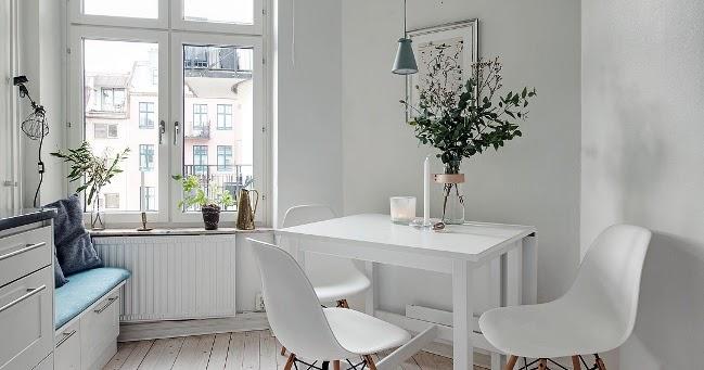 Comedores de cocina la garbatella blog de decoraci n for Comedores estilo nordico
