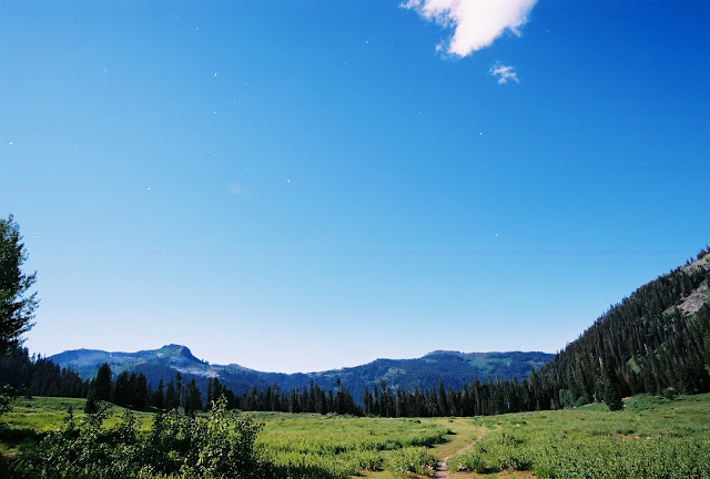 Marble Mountain Wilderness, Pacific Crest Trail