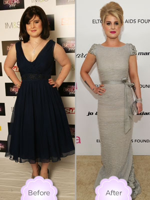Chatter Busy: Kelly Osbourne Diet
