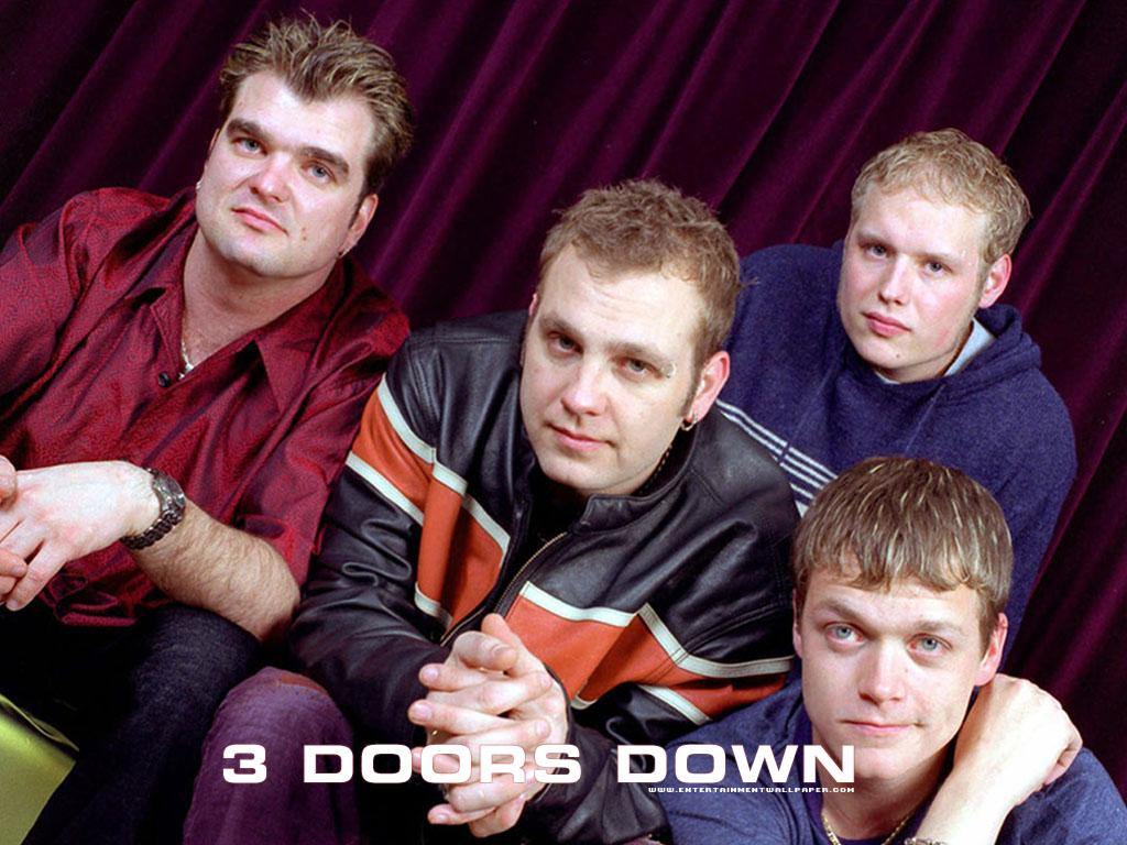 Stathie: 3 DOORS DOWN