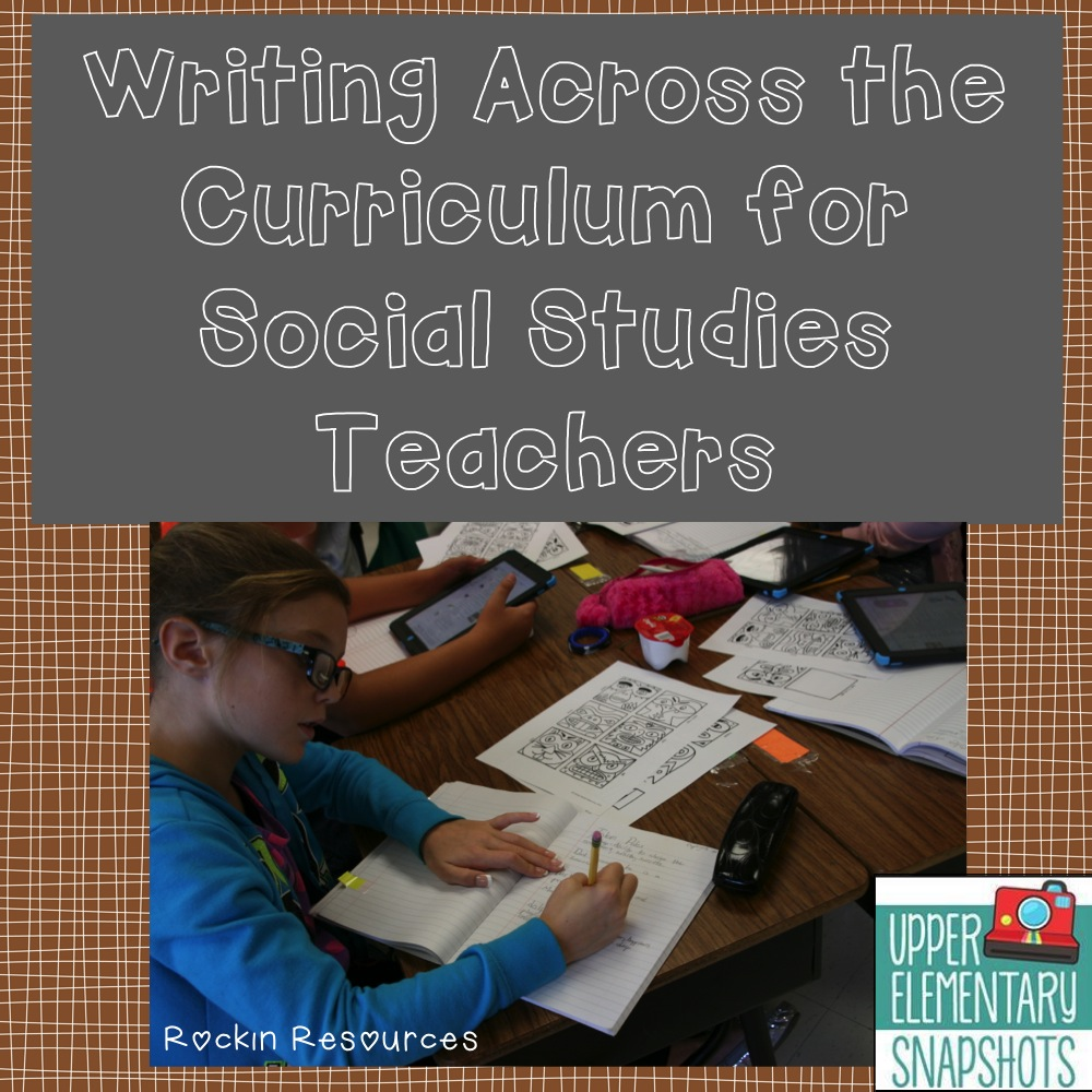 Writing Across the Curriculum: What, How and Why