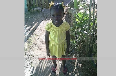 Mutilated body of 3-year-old twin girl found in bushes, suspected to have been rap€d (photo)