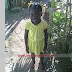 Body of a three year old twin girl, found mutilated and suspected to have been raped..