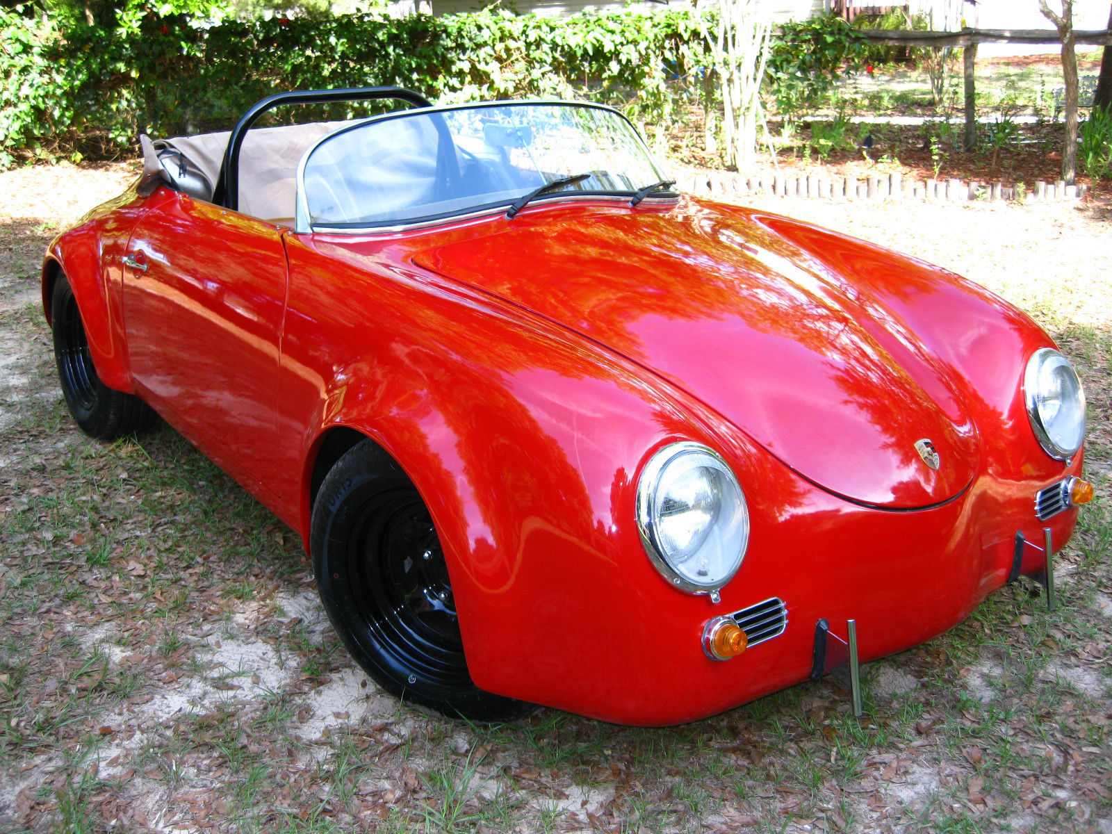 Daily Turismo Auction Watch 1957 Volkswagen Porsche 356