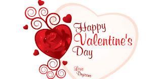 Love heart valentin's day