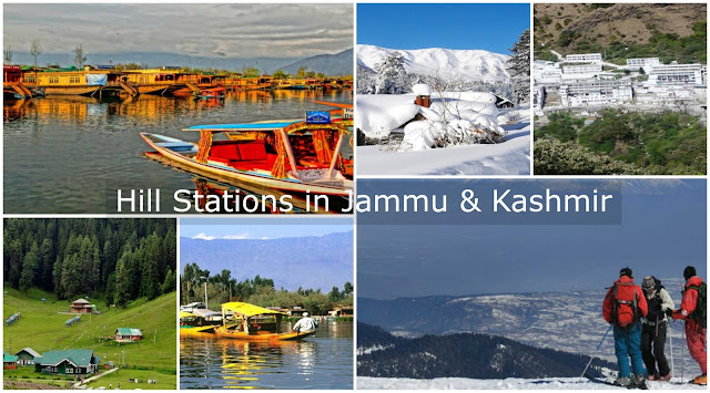Hill Stations in Jammu & Kashmir
