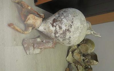 Ηγουμενίτσα: Σε... μουσείο είχε μετατρέψει το σπίτι του 45χρονος αρχαιοκάπηλος