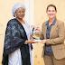Aisha Buhari receives Bill Gates' Wife Melinda Gates
