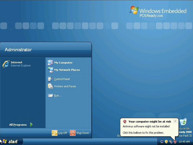 Windows Embedded Posready 2009 скачать