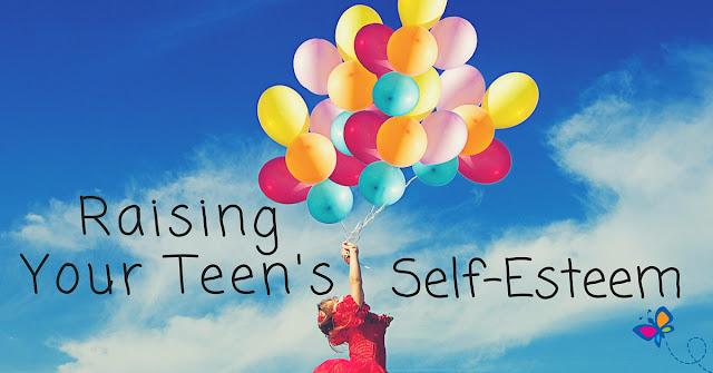 Improving Your Teen's Self-Esteem