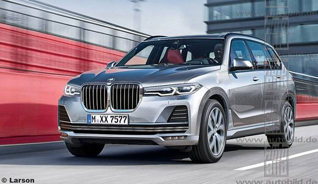 2019 Bmw X7 M Crossover Design And Price Bmw Redesign