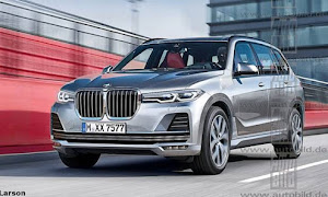 2019 BMW X7 M Crossover Design and Price