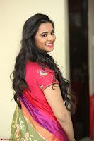 Manasa in Pink Salwar At Fashion Designer Son of Ladies Tailor Press Meet Pics ~  Exclusive 01.JPG