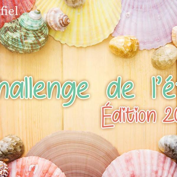 [Challenge] Challenge de l'été 2017 - 21/06->21/09