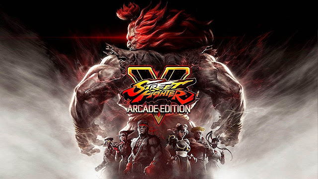 Resenha Street Fighter V: Arcade Edition