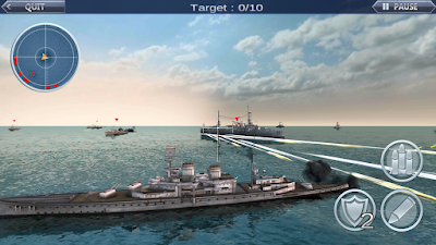 Sea Battle :Warships (3D) v1.6.2 Mod Apk (Money)