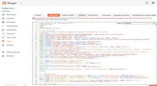 Cara Memperbaiki Kesalahan Author Data Struktur Blog