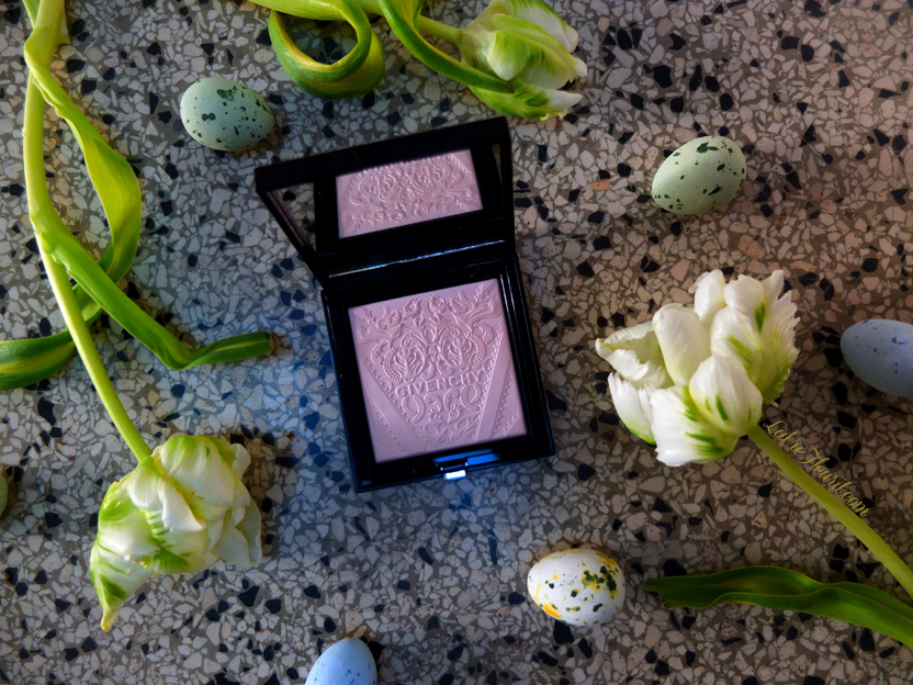 Givenchy, Make Up, Beauty, MUOTD, Beautyblog, Beautyblogger, BBlog, BBlogger, Lifestyle, Spring, Make-Up, MakeUp, Lifestyleblog, Blusher, Lipgloss, Eyepencil, LaVieFleurit.com, Beauty Blog, Lipgloss, Powder, Blush, Blusher, Eyepencil, khol, waterproof