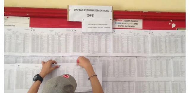 Temuan Bawaslu Padang Lawas Utara: 1 NIK Dipakai 47 Pemilih