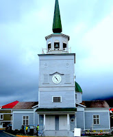 Russian Orthodox Church, Sitka Alaska