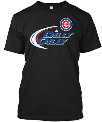 Chicago Cubs Dilly Dilly T Shirt