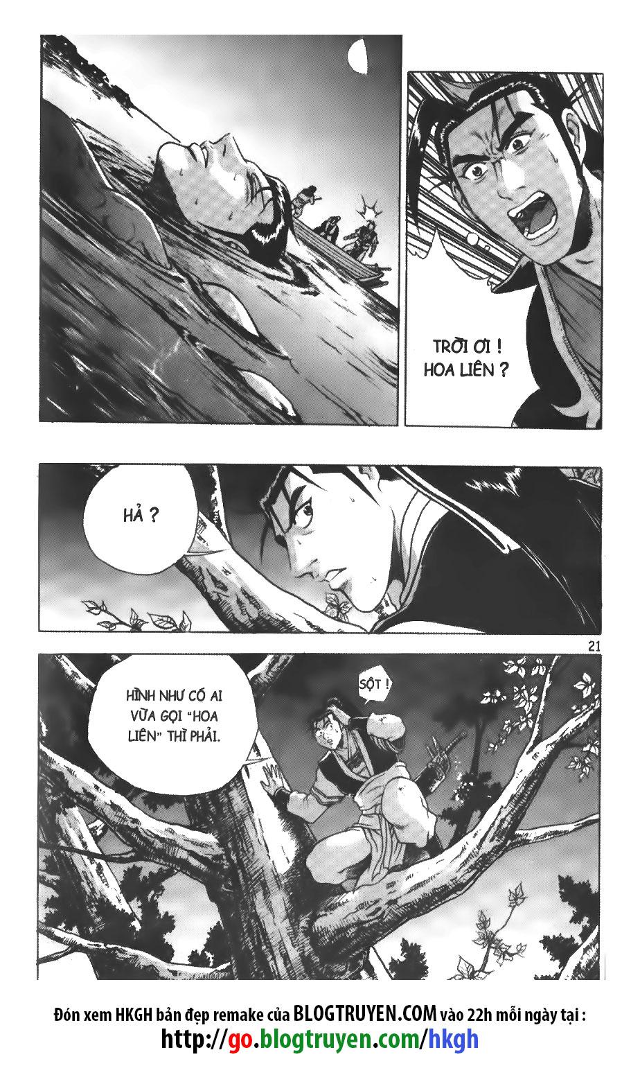 Hiệp Khách Giang Hồ Chap 236