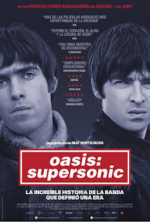 Cartel: Oasis: Supersonic (2016)
