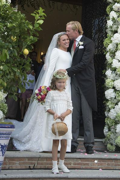 Wedding Dress Princess of Spain