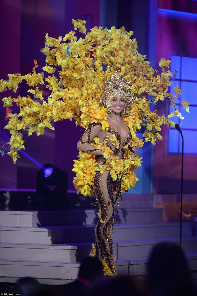 miss venezuela traje tipico ridiculo universo 2015 2016 fotos