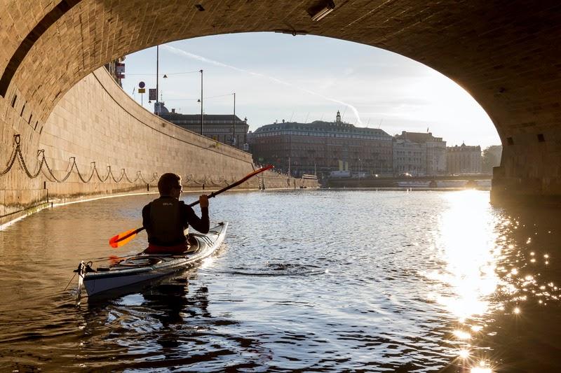 Sztokholm- Wenecja Północy