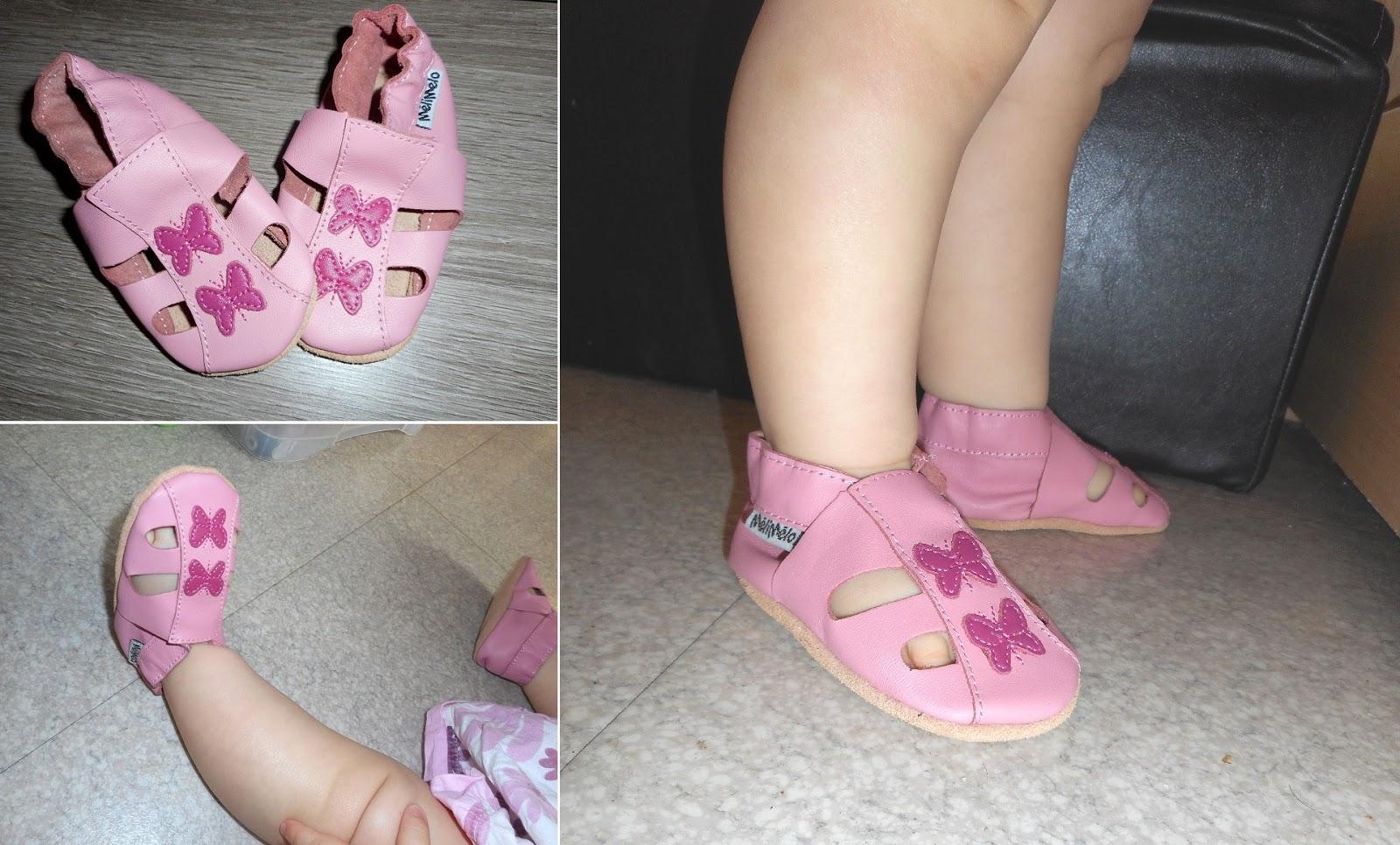 4ea3eade29cb1 Ces chaussons qui accompagnent ses premiers pas