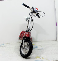 Skuter Listrik Escooter Mainan Ana