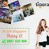 Du lịch Singapore tháng 12 với vé máy bay Tiger Air giá rẻ