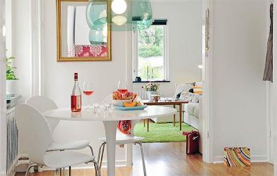 Tận dụng tối đa không gian căn hộ nhỏ