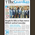 NAIJA NEWSPAPERS: TODAY'S THE GUARDIAN NEWSPAPER HEADLINES [19 OCTOBER, 2017].