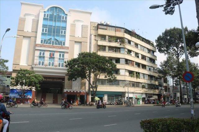 TPHCM xây nhà hát Trần Hữu Trang
