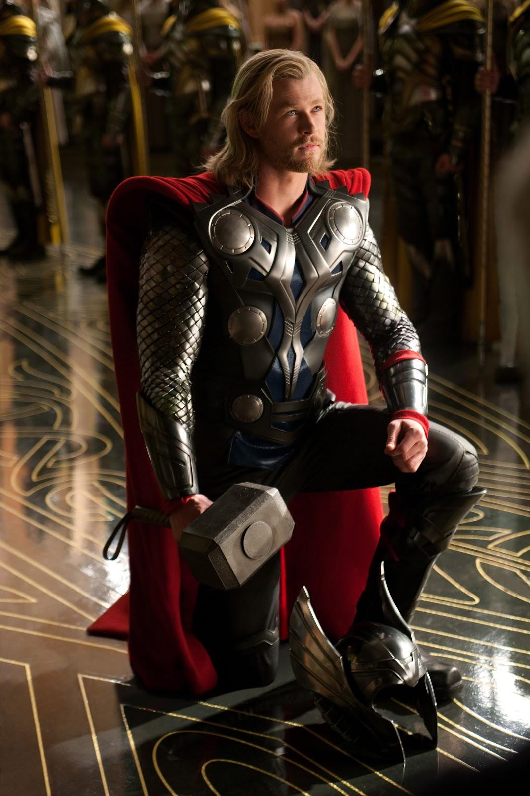 Thor Mit Hammer