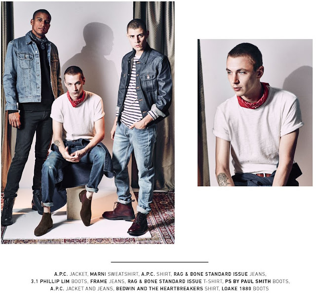 East Dane Men's Fashion August 2015