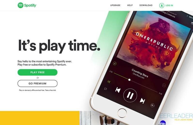 Historia de Spotify 2017