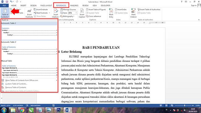 Cara-membuat-Daftar-Isi-Otomatis-Di-Microsoft-Word-03