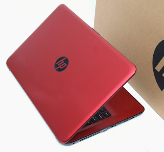 Laptop HP14-ac188tu Bekas