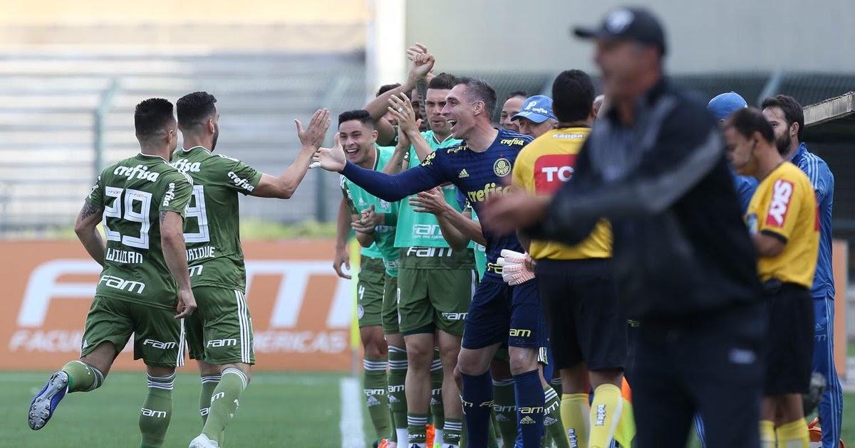 Ceará perde para o Palmeiras que dispara na liderança da Série A com 62  pontos a0f97e1c51970