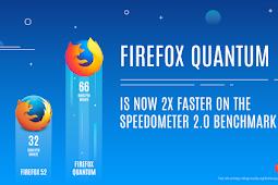 Firefox Quantum, Tampilan Baru dan 2x Lebih Kencang