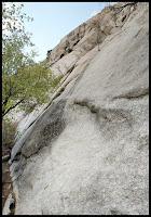 Gate Buttress Trail Little Cottonwood Canyon