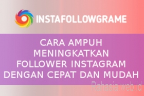 Insta Follow Grame