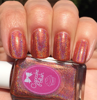 Cupcake Polish Butterfly Collection, Cocoon