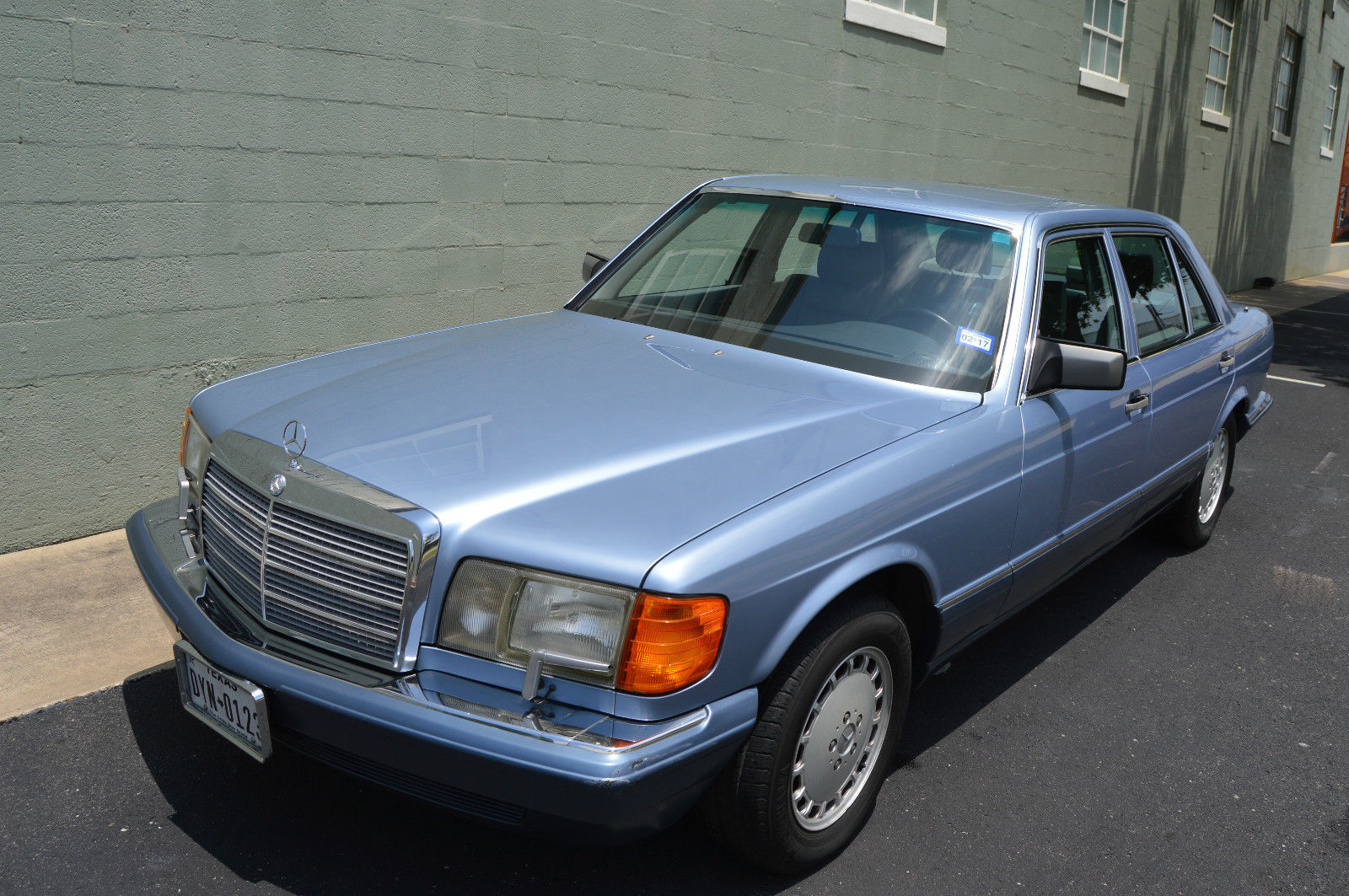 Daily turismo auction watch 1991 mercedes benz 420sel s for 1991 mercedes benz 420sel