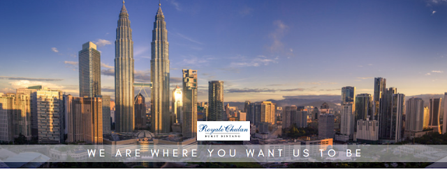 Bufet Aneka Selera Royale Chulan Bukit Bintang