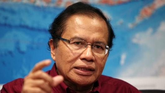 Rizal Ramli: Saya Minta Pak Widodo Sportif Akui Kegagalan